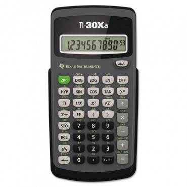 Ti-30xa Scientific Calculator, 10-Digit Lcd