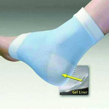 Visco-gel Heel-so-smooth Heel Sleeves, Universal Part No. P800 (1/ea)