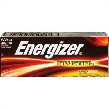 Energizer Industrial Alkaline AAA Batteries (BX/BOX)