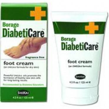 Borage Diabetic Foot Cream 4.2 Oz. Tube (1/Each)