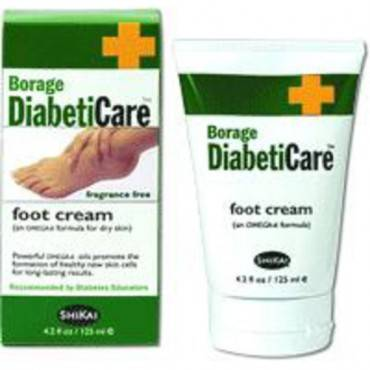 Borage Diabetic Foot Cream 4.2 Oz. Tube Part No. 40320 (1/ea)