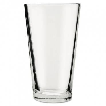 Mixing Glasses, 16oz, Clear, 24/carton