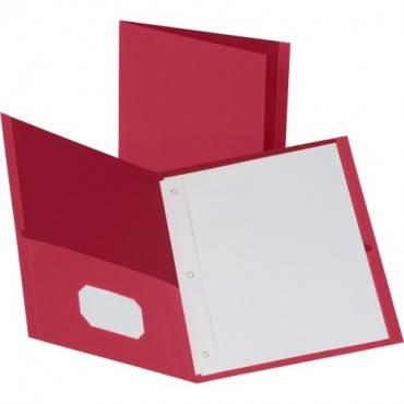 Business Source Storage Pockets Fastener Folders (BX/BOX)