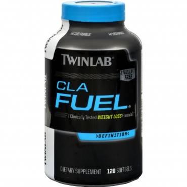 Twinlab CLA Fuel - Stimulant Free - 120 Softgels