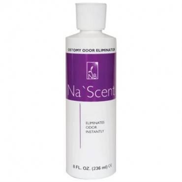 Na'scent Ostomy Odor Eliminator 8 Oz. Part No. 9901-nooews (1/ea)