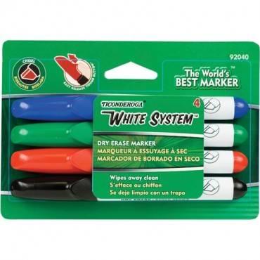 Dixon Chisel Tip Dry-erase Markers (ST/SET)