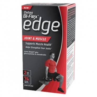 Osteo bi-flex edge joint and muscle 74 count part no. 056318 (1/ea)