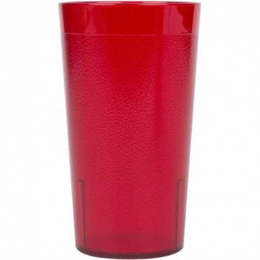 Tumbler-12oz-Ruby Red 72/Carton
