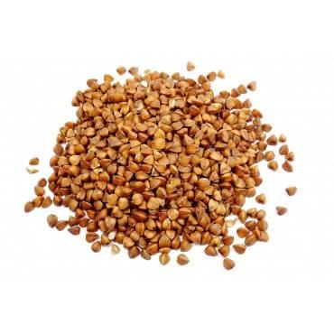 Bulk Grains - Organic Whole Buckwheat Kasha - 25 Lb.