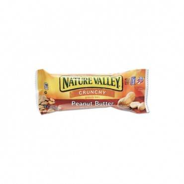Granola Bars, Peanut Butter Cereal, 1.5oz Bar, 18/box