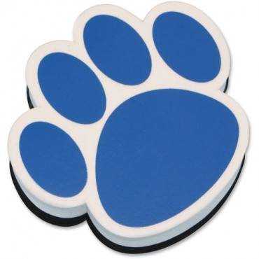 Ashley Paw Shaped Magnetic Whiteboard Eraser (EA/EACH)