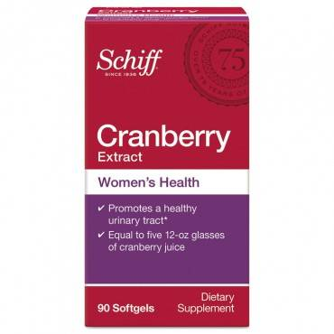 Cranberry Extract Softgel, 90 Count