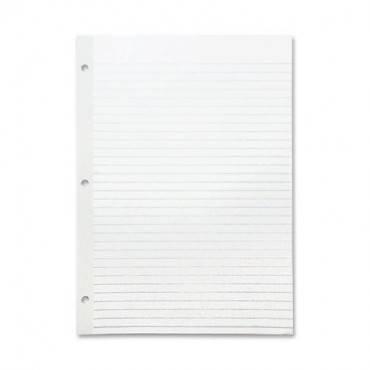 Sparco Mylar Reinforced Filler Paper - Letter (PK/PACKAGE)