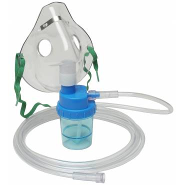 Aerosol Mask With Nebulizer Set (1/EA)