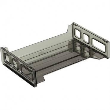 OIC Smoke Side-Loading Desk Trays (EA/EACH)