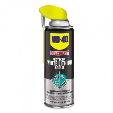 Specialist Protective White Lithium Grease, 10 Oz Aerosol