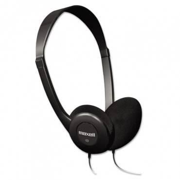 Hp-100 Headphones, Black