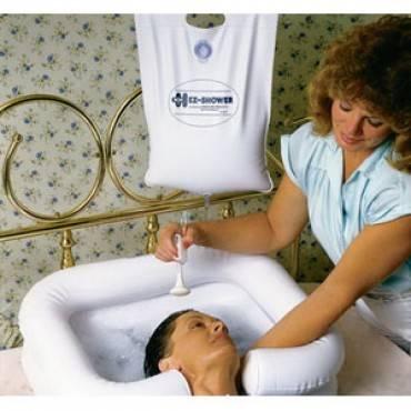 Ez-shower Bedside Shower 2-1/2 Gallon Part No. B1006b (1/ea)
