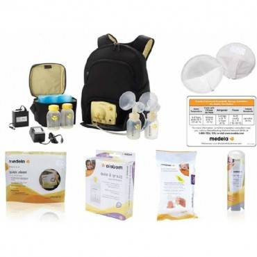 Pump In Style Advanced Backpack Solution Set Part No. 57062BN Qty 1