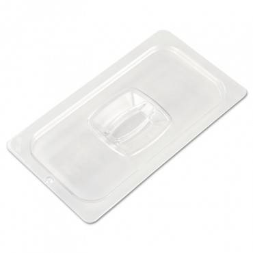 Cold Food Pan Covers, 6 7/8w X 12 4/5d, Clear