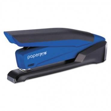 Inpower 20 Desktop Stapler, 20-Sheet Capacity, Blue