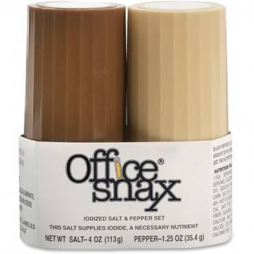 Office Snax Salt and Pepper Shaker Set (ST/SET)