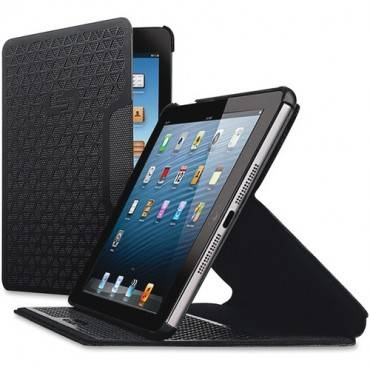 Solo Active Carrying Case (Flap) iPad Air - Black (EA/EACH)