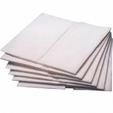 "Tena Cliniguard Dry Wipes 10"" X 13-1/4"" Part No. 74499 (1000/case)"