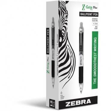 Zebra Pen Z-Grip Plus Ballpoint Pens (DZ/DOZEN)