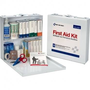 First Aid Only 196-piece Worksite First Aid Kit (EA/EACH)