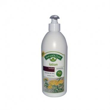 Nature's Gate Herbal Moisturizing Lotion - 18 oz