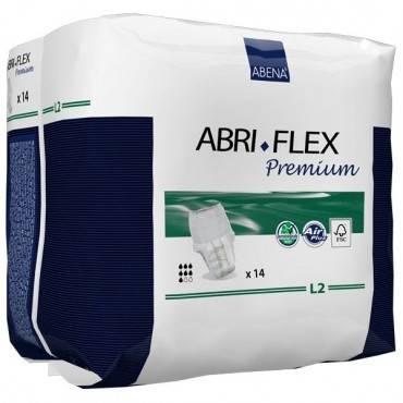 """Abri-flex L2 Premium Protective Underwear Large, 39"""" - 55"""" Part No. 41087 (14/package)"""