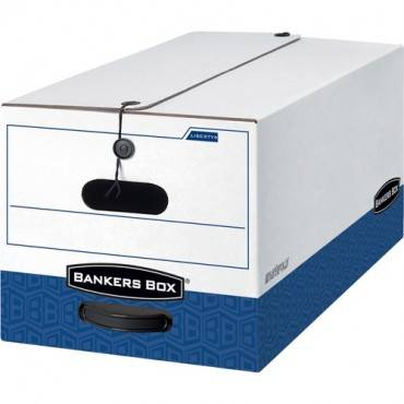 Bankers Box Liberty Heavy-Duty Storage Boxes - FastFold (CA/CASE)