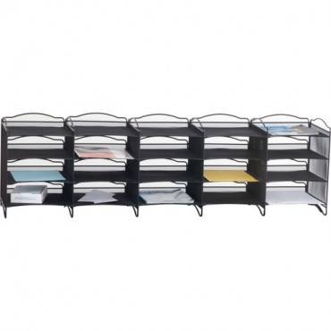 Safco Onyx Mail Sorter (EA/EACH)