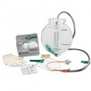 Infection Control Add-a-foley Tray With 2,000 Ml Drainage Bag Part No. 899100 (1/ea)