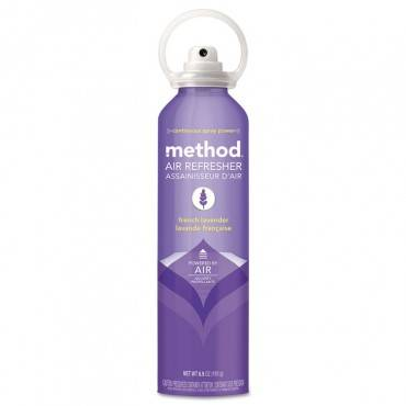 Air Refresher, French Lavender, 6.9 Oz Aerosol, 6/carton
