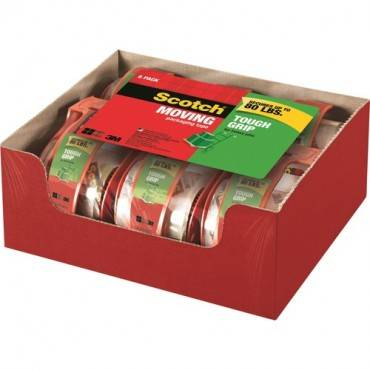Scotch® Tough Grip Moving Packaging Tape (PK/PACKAGE)