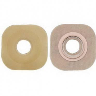 """New Image 2-Piece Precut Flat Flextend (Extended Wear) Skin Barrier 1-1/4"""" (5/Box)"""
