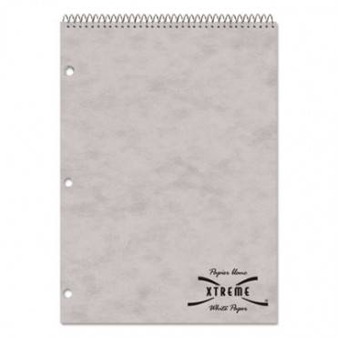 Porta-desk Wirebound Notebook, College Rule, Assorted, 11 1/2 X 8 1/2, 80 Sheets