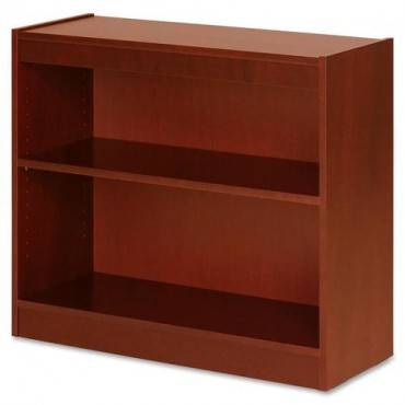 Lorell Two Shelf Panel Bookcase (EA/EACH)