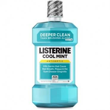 LISTERINE Cool Mint Antiseptic Mouthwash (EA/EACH)