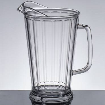 Pitcher-64oz-tapered-cle Ar