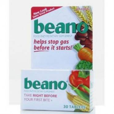 AMS Beano Tablets (1/Each)