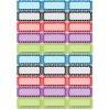 Ashley Dry Erase Dotted Nameplate Magnets (PK/PACKAGE)