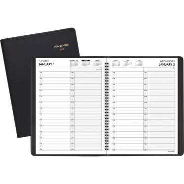 At-A-Glance Two-Person Daily Appointment Book (EA/EACH)
