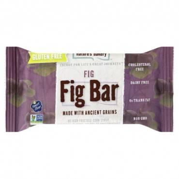 Nature's Bakery Gluten Free Fig Bar - Original - Case Of 12 - 2 Oz.