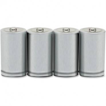 SKILCRAFT Alkaline D Batteries (PK/PACKAGE)