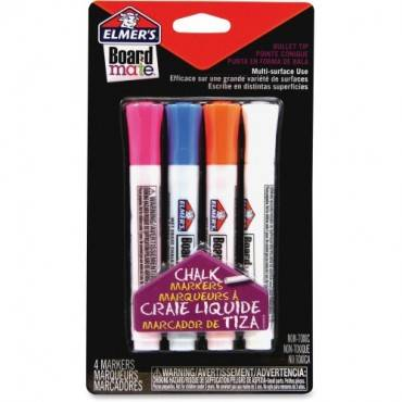 Elmer's Board Mate Chalk Markers (PK/PACKAGE)