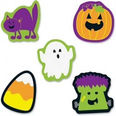 Carson-Dellosa Halloween Mini Cut-outs (PK/PACKAGE)