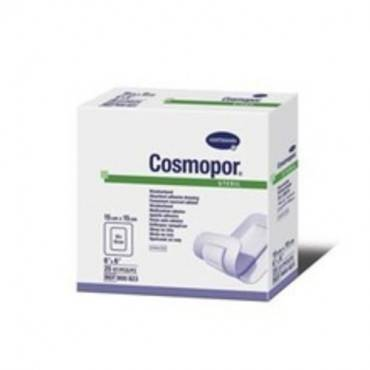 """Cosmopore, Sterile,  6"""" x 6"""" Part No. 900823 Qty  Per Box"""